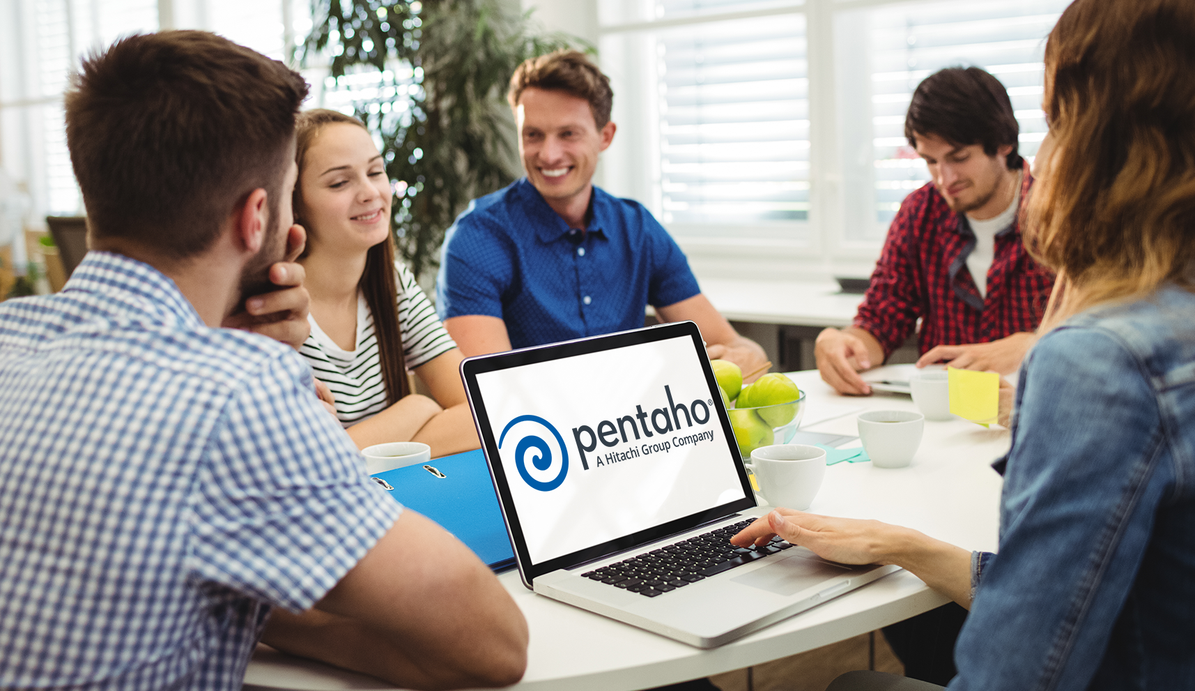 Pentaho Business Analytics - cover